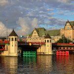 Szczecin: oryginalny pomnik na Łasztowni